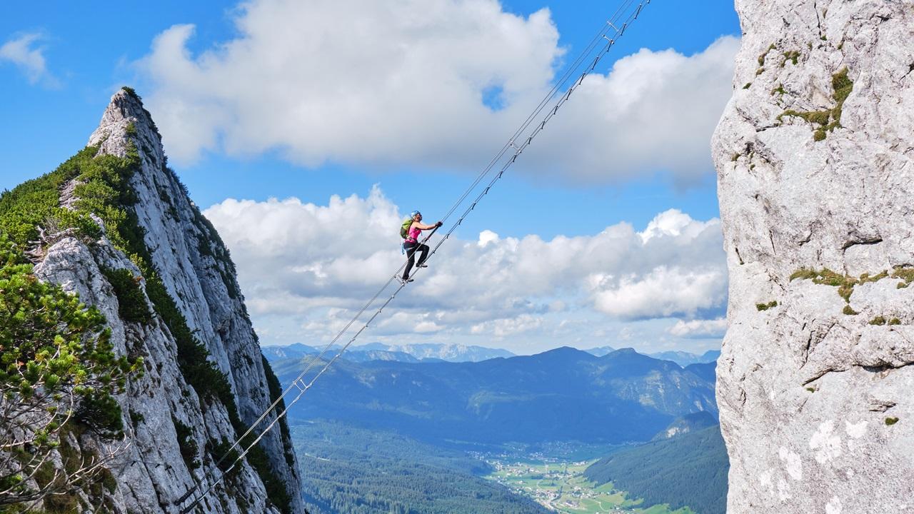 Pojištění Alpenverein se slevou 75% včetně slev na chaty, platí do konce roku 2022