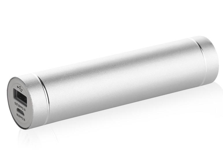 Powerbank Silvercrest (3000 mAh) SPB 3000 D4