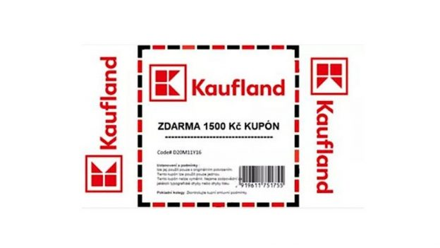 Pozor na podvod: Slevový kupón do Kauflandu vás vyjde velmi draho