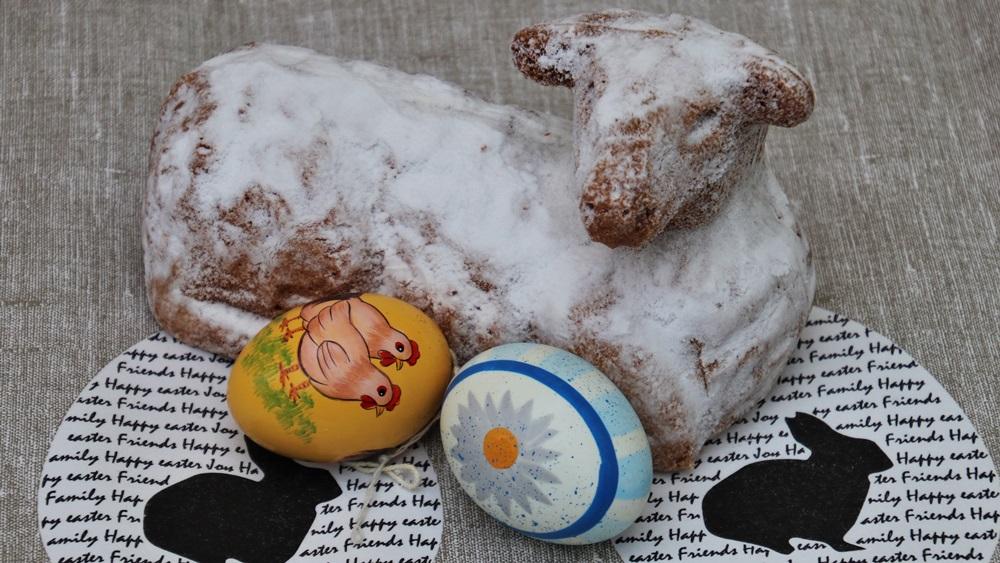 Proč je beránek symbolem Velikonoc