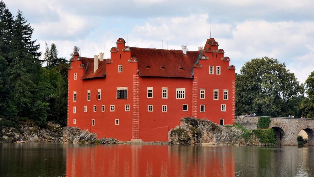 Proč je Červená Lhota červená | © Herbert Frank / Flickr.com