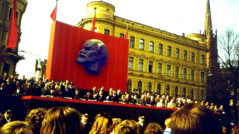 Proč je Velká říjnová revoluce vlistopadu | © Sirujs Enobs / Wikipedia.org