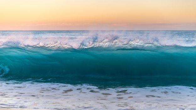 Proč je voda modrá?