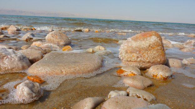 Proč je voda vmoři slaná