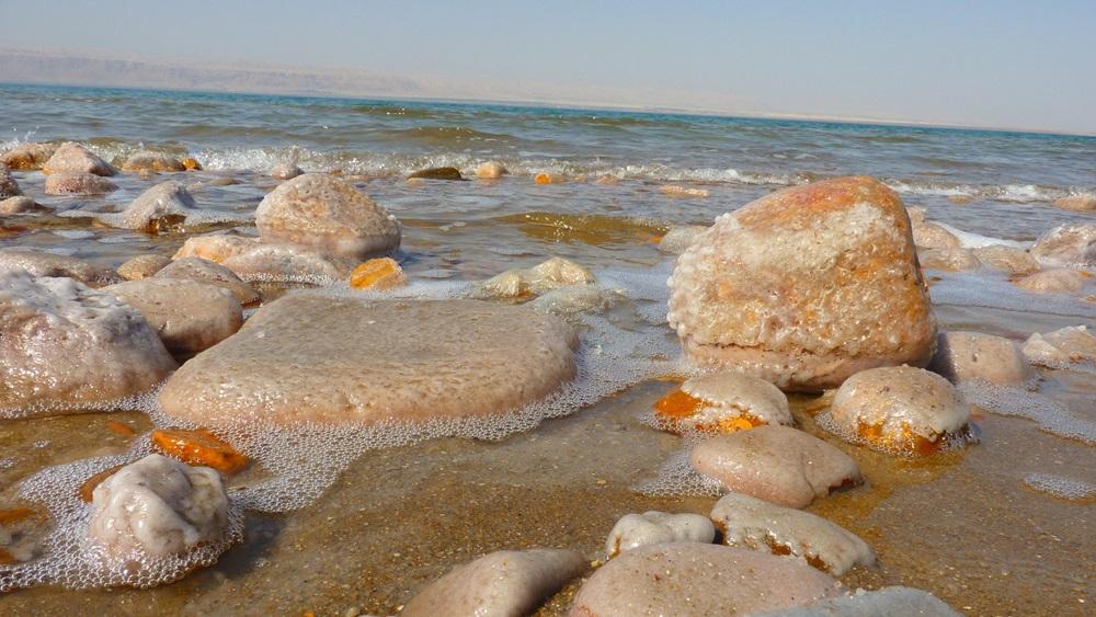 Proč je voda v moři slaná