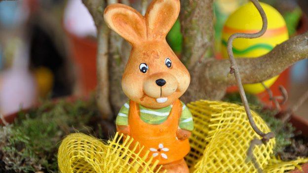 Proč je zajíček symbolem Velikonoc