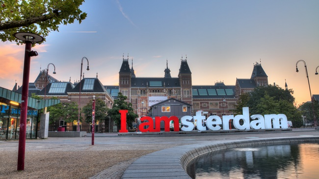 Průvodce po Amsterdamu | © Dennis Van De Water | Dreamstime