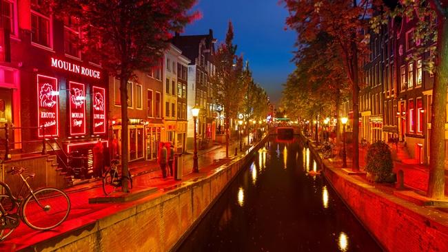 Průvodce po Amsterdamu | © Sborisov | Dreamstime.com