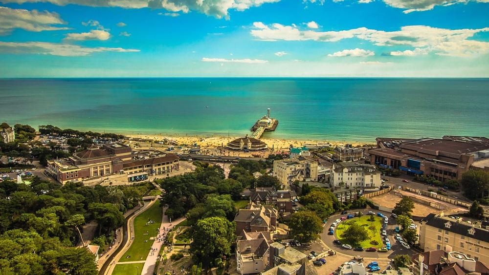 Průvodce po Bournemouthu | © Pixabay.com