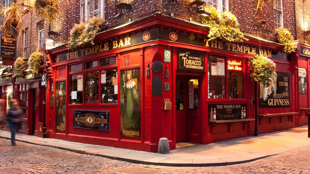 Průvodce po Dublinu | © Atterhorn | Dreamstime.com
