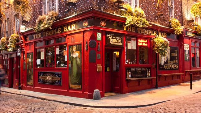Průvodce po Dublinu   © Atterhorn   Dreamstime.com