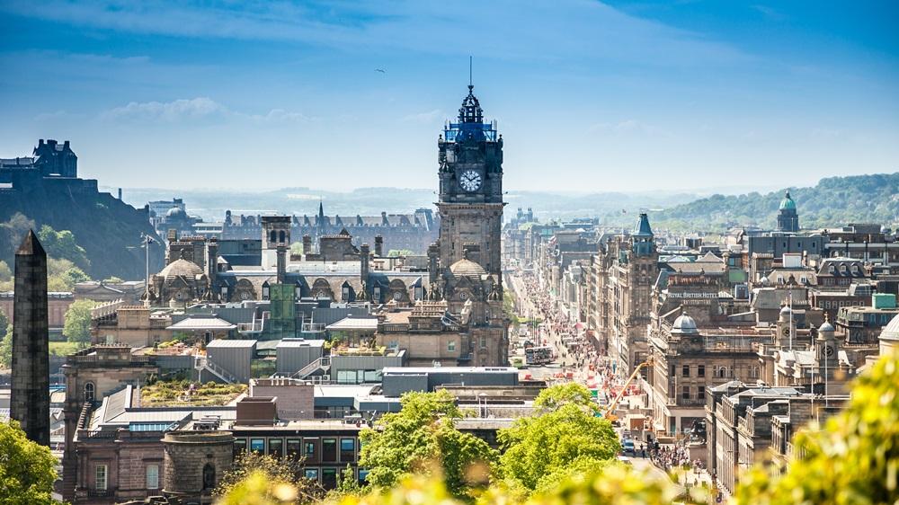 Průvodce po Edinburghu | © Dreamstime