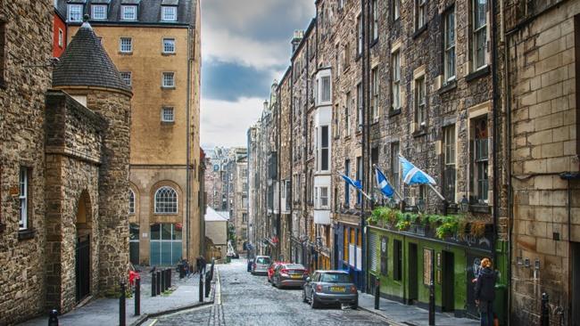 Průvodce po Edinburghu | © Pixabay.com