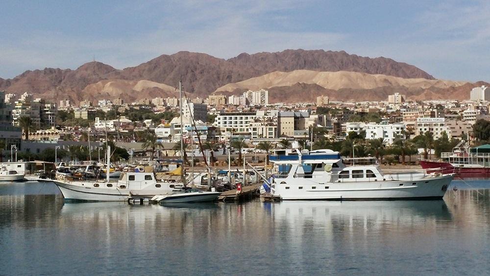 Průvodce po Eilatu | © Pixabay.com
