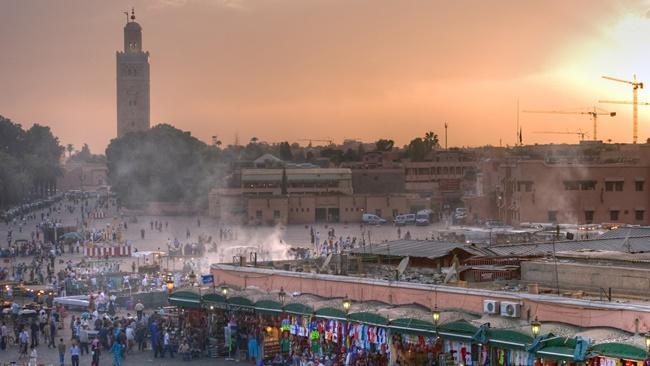 Průvodce po Marrákeši: 9 věcí, které musíte vědět před odletem | Dreamstime