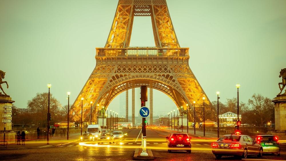 Průvodce po Paříži