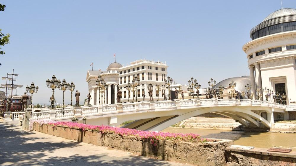 Průvodce po Skopje
