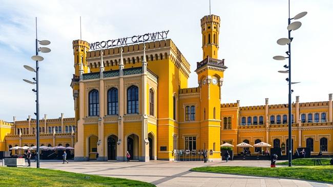 Průvodce po Wroclawi | Dreamstime