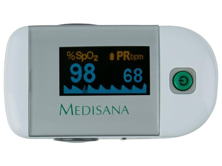 Pulzní oxymetr Medisana PMA10