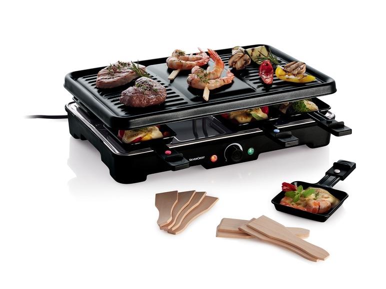 Raclette gril Silvercrest SRG 1200 B2