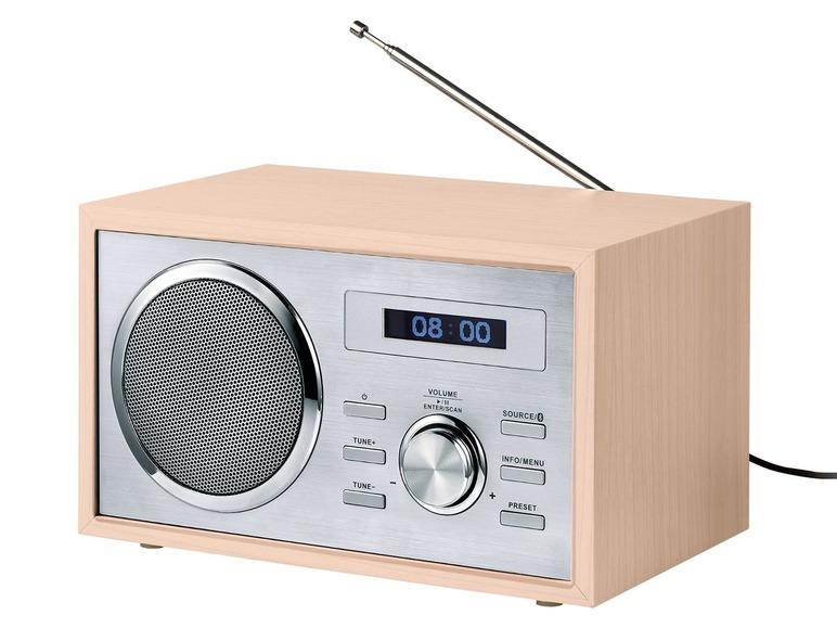 Rádio DAB+ Silvercrest SRH 5 A1