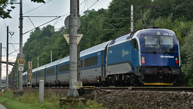 Railjet | © Honza Bartoš