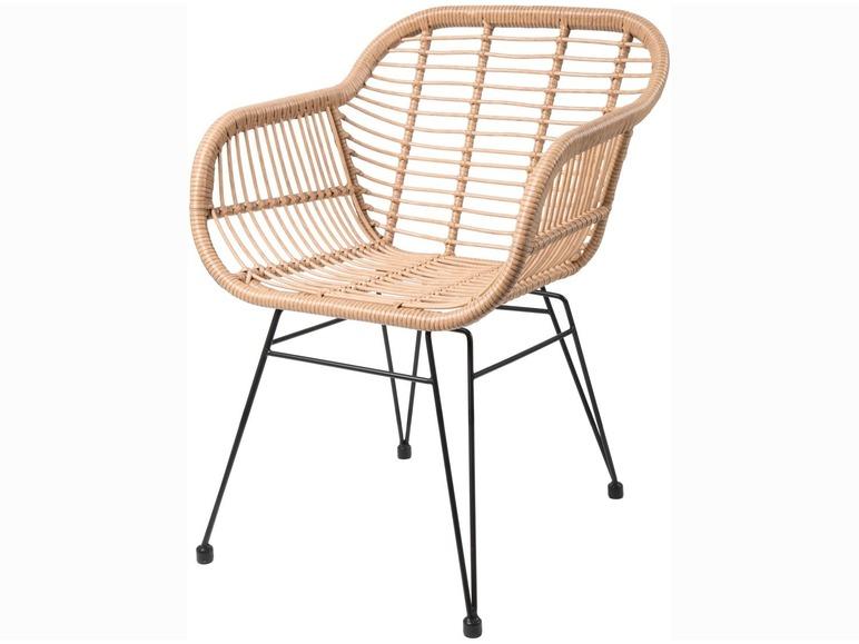 Ratanová židle LivarnoLiving