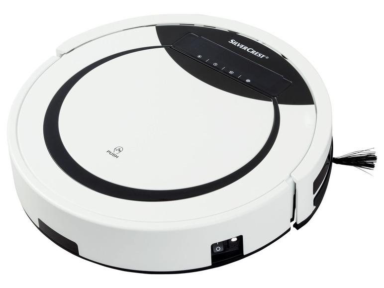 Robotický vysavač Silvercrest SSR 3000 A1