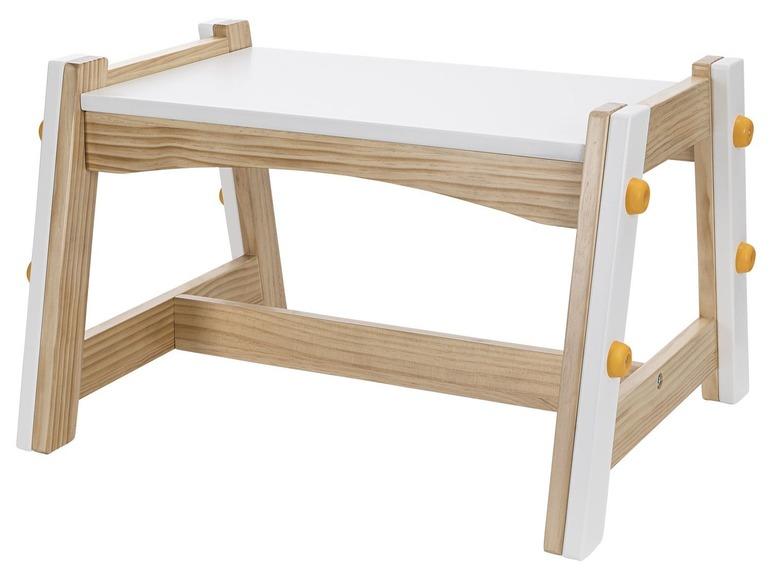 Rostoucí dětská lavička LivarnoLiving