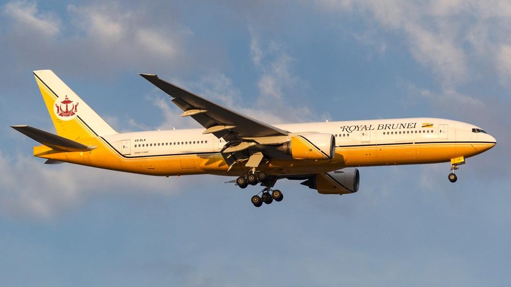 Royal Brunei Airlines   © Ryan Fletcher   Dreamstime.com
