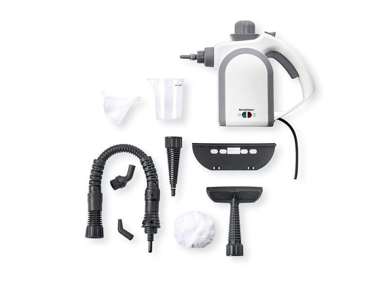 Ruční parní čistič Silvercrest SDR 1100 C2