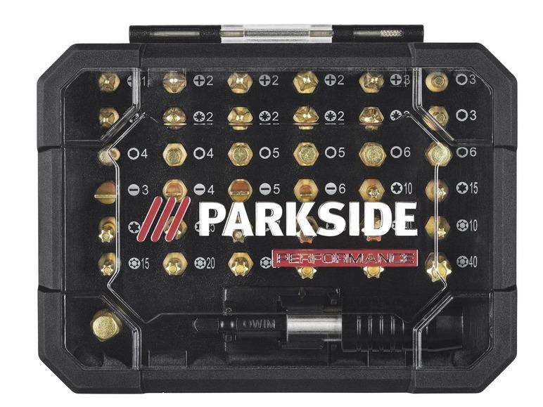 Sada bitů Parkside Performance PBSP 2 A1