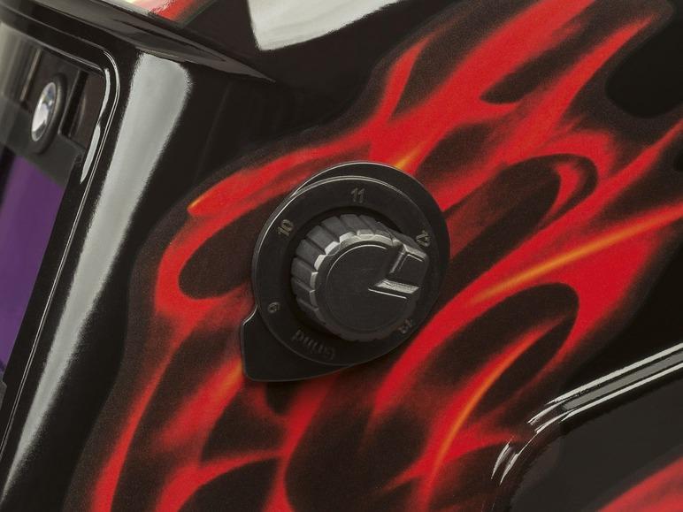 Samozatmívací svářečská kukla Parkside PSHL 2 A2