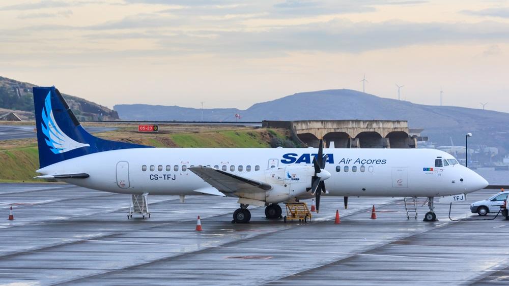 SATA Air Acores | © Richair | Dreamstime.com