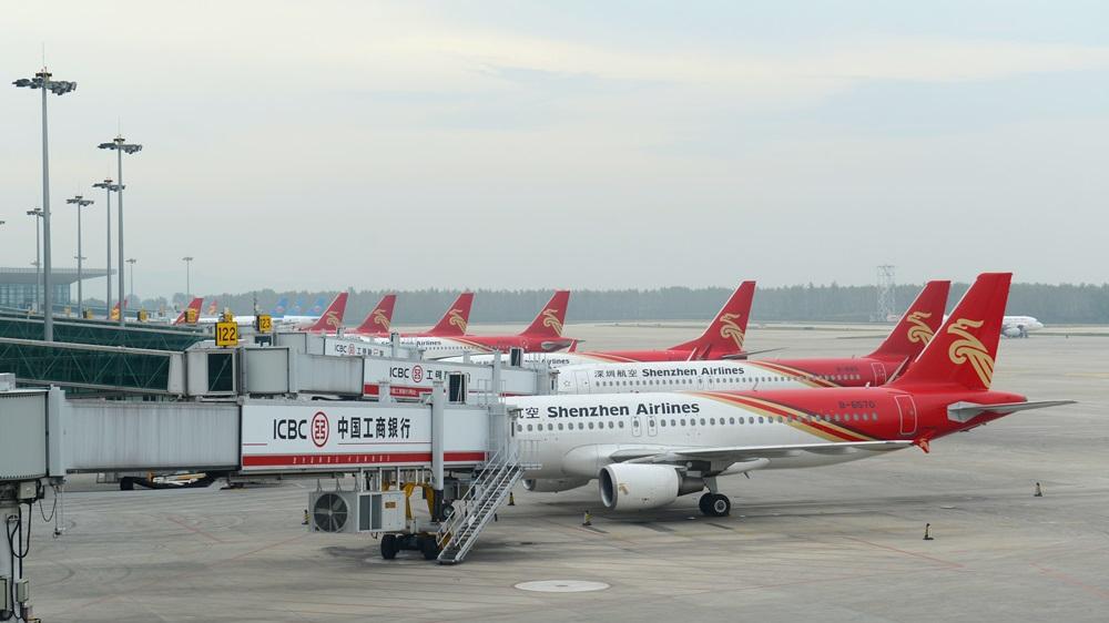 Shenzhen Airlines | © Jiawangkun | Dreamstime.com