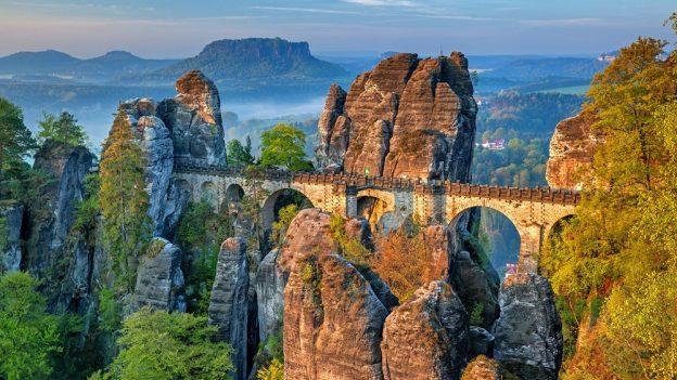 Skalní most Bastei: 9 tipů před cestou