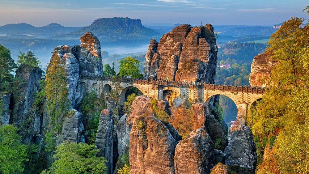 Skalní most Bastei: 9 tipů před cestou | © Pixabay.com
