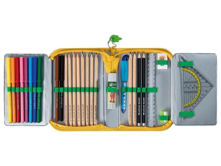 Školní penál svybavením UnitedOffice