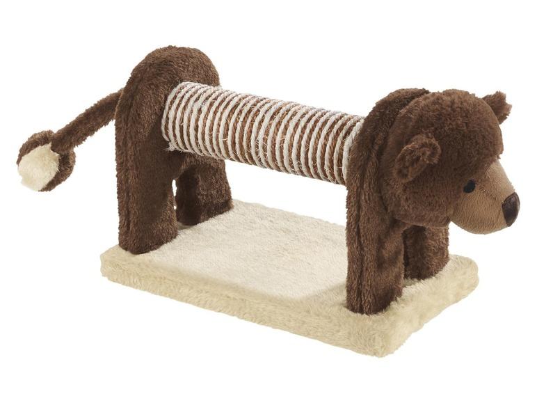 Škrabací hračka pro kočky Zoofari