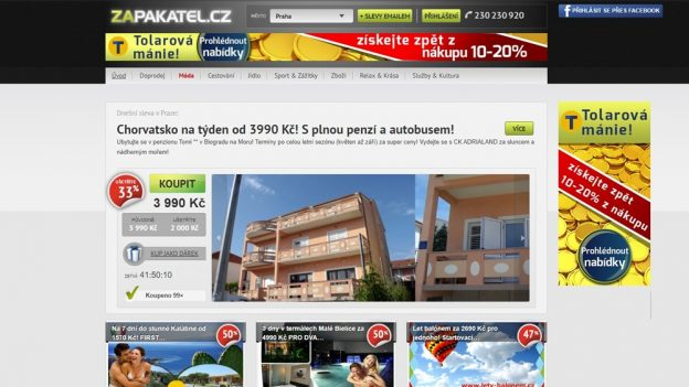 Skrblík varuje: Zapakatel.cz aBránaSlev.cz ve vážných problémech!