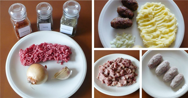 Skrblíkova kuchařka: Recept na čevapčiči