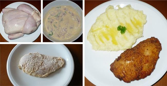 Skrblíkova kuchařka: Recept na kuřecí řízky v jogurtu