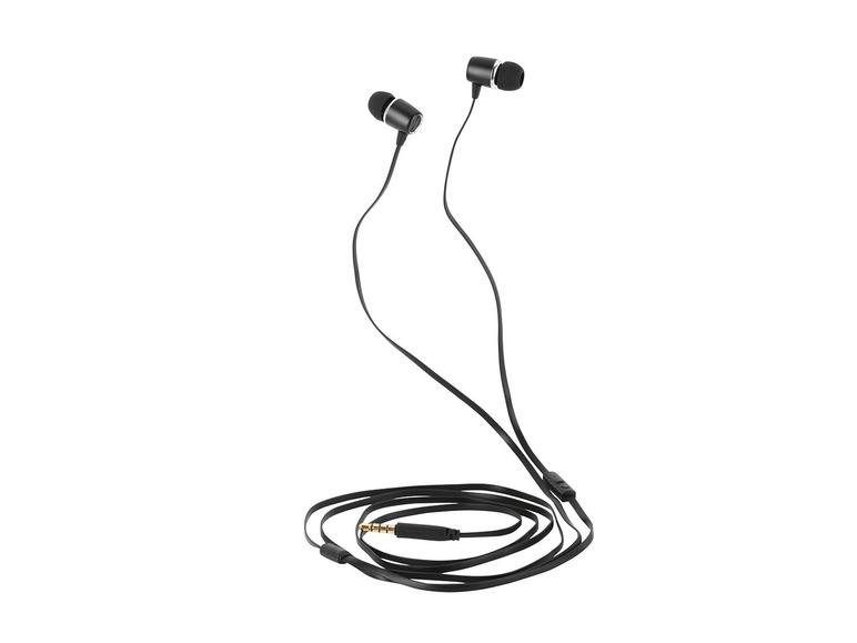 Sluchátka do uší Silvercrest SKA 10 B1