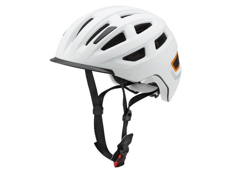 Smart cyklistická helma Crivit