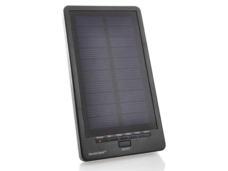 Solární nabíječka SilverCrest SLS2200 A1