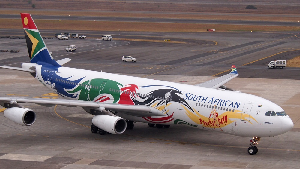 South African Airways | © photo360 | Dreamstime.com