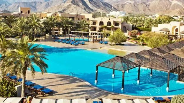 Spojené arabské emiráty zPrahy na 8dní za 17090Kč (polopenze, 5* hotel)