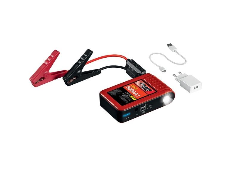Startovací zdroj spowerbankou Ultimate Speed (UPBS 8000 A1)