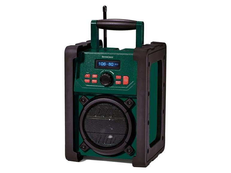 Stavební rádio Silvercrest SBDB 5 A1