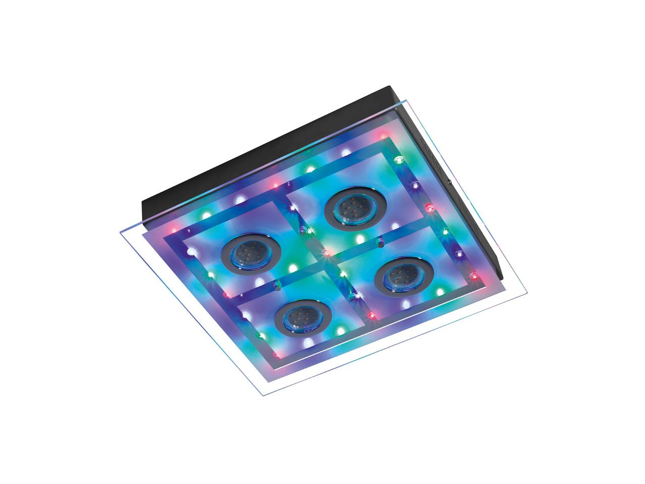Stropní svítidlo měnící barvy Livarnolux